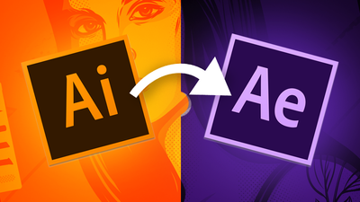 A Guide to Importing Adobe Illustrator Files into After Effects