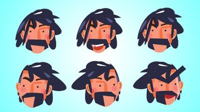 Facial Rigging Techniques in After Effects