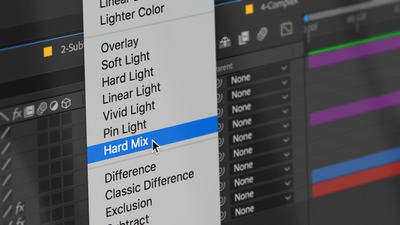 The Ultimate Guide to Blending Modes in After Effects