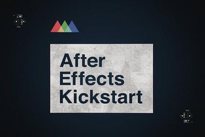After Effects Kickstart