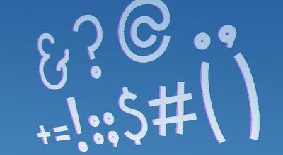 How To Design A Custom Font Using Illustrator And Fontforge