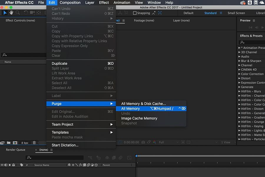 A Helpful Guide to RAM in After Effects
