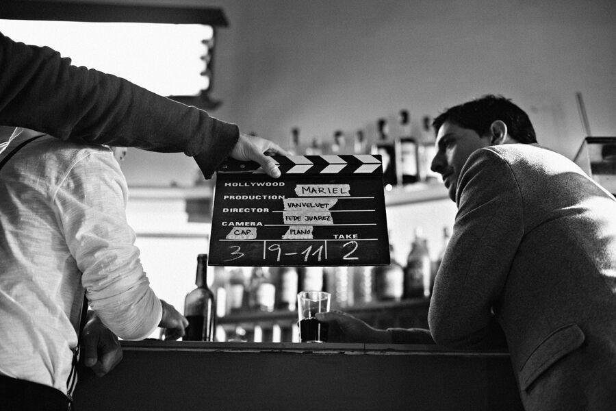 Behind the scenes for a film shot in Barcelona by Van Velvet on 8mm film.jpeg