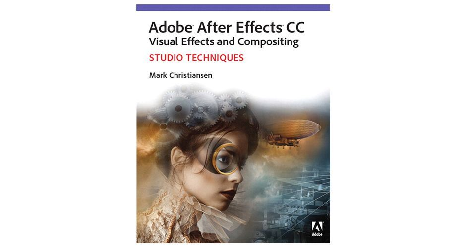 Book for After Effects - Visual Effects and Compositing.jpg