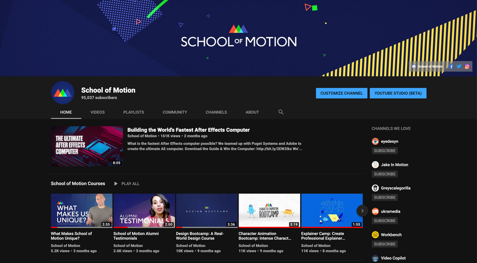 School of Motion YouTube Homepage.png