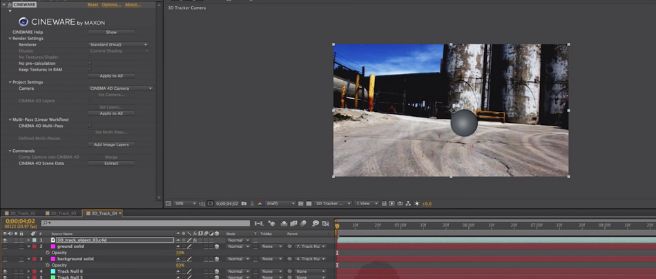 Cinema 4D & After Effects Workflows: 4 Exciting MoGraph Possibilities