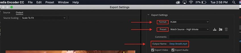 Render After Effects Projects with Adobe Media Encoder