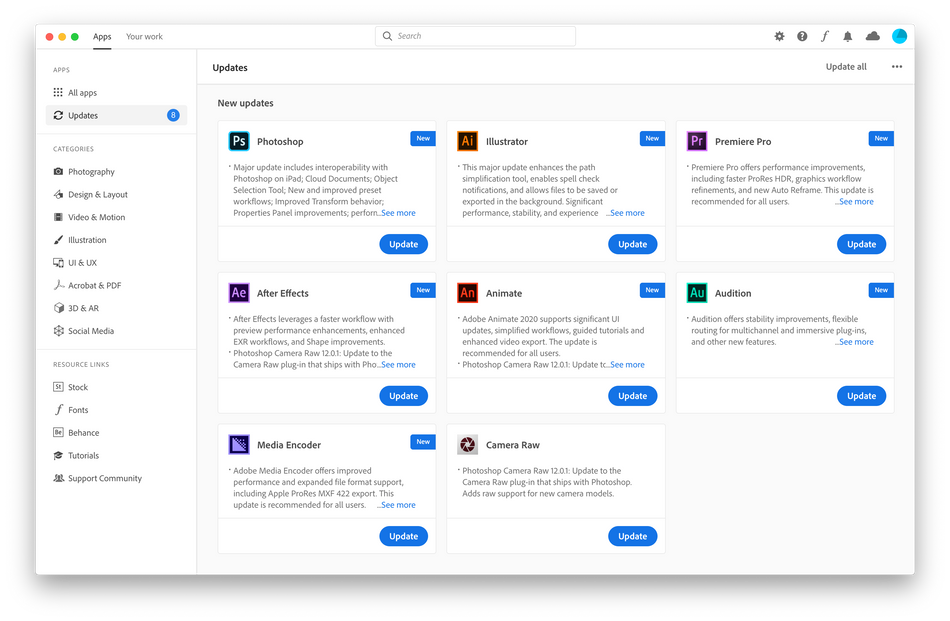 New App updates for the Creative Cloud 2020.png