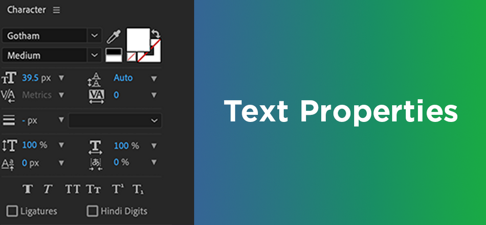 What does the Text Properties panel look like in After Effects.png