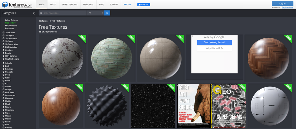 11 Textures webpage.png