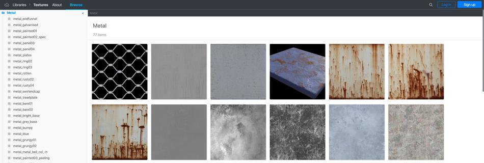 18 Blender Cloud Webpage.png
