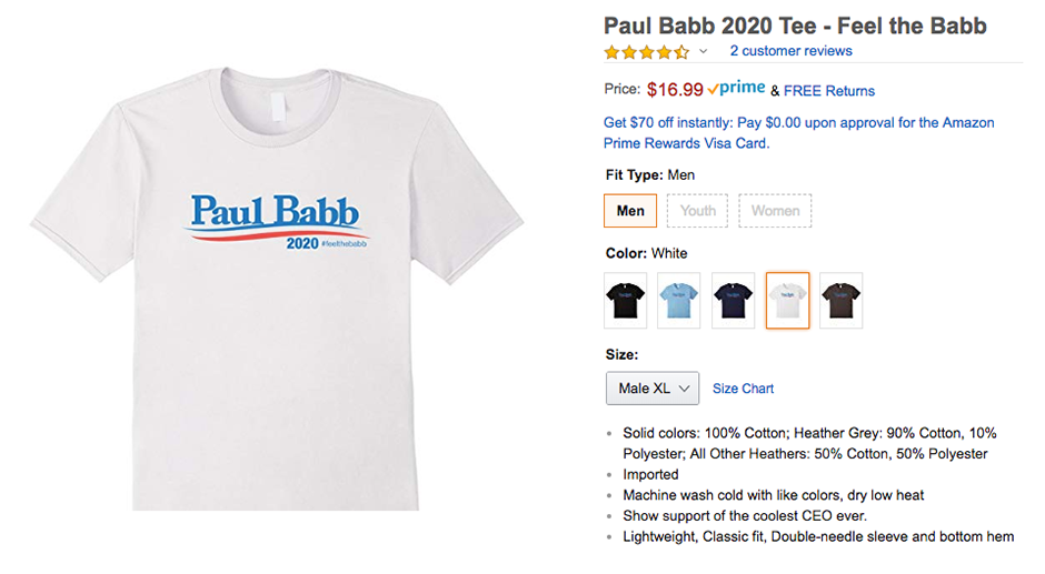 Paul Babb T-Shirt.png
