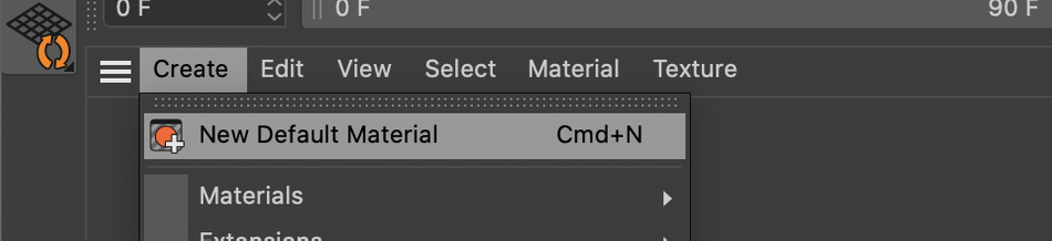 SOM-How to create a new material in Cinema 4D Lite.png