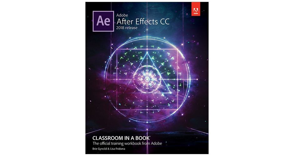 Book for After Effects - Classroom in a Book 2018.jpg